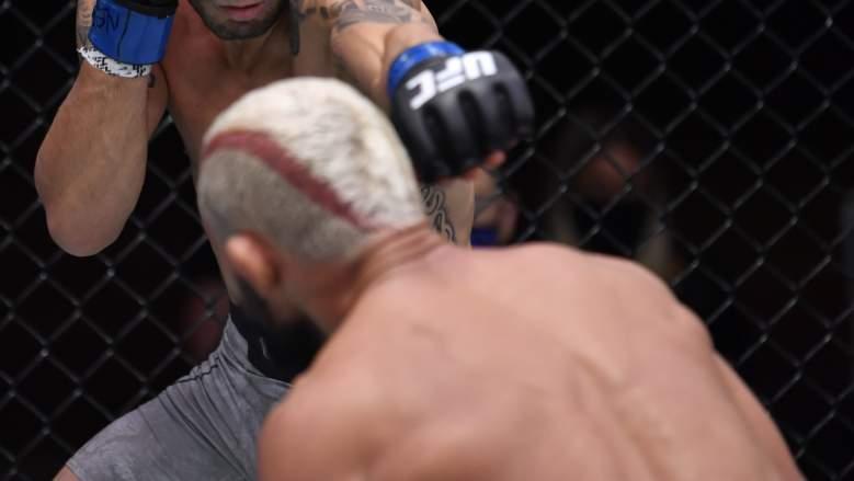 Deiveson Figueiredo vs. Alex Perez