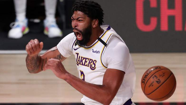 Anthony Davis, Lakers free agent