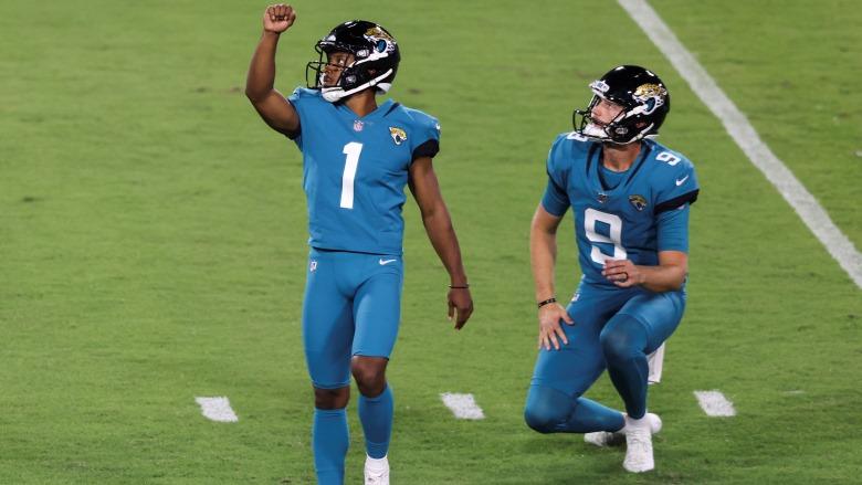 Brandon Wright Jaguars