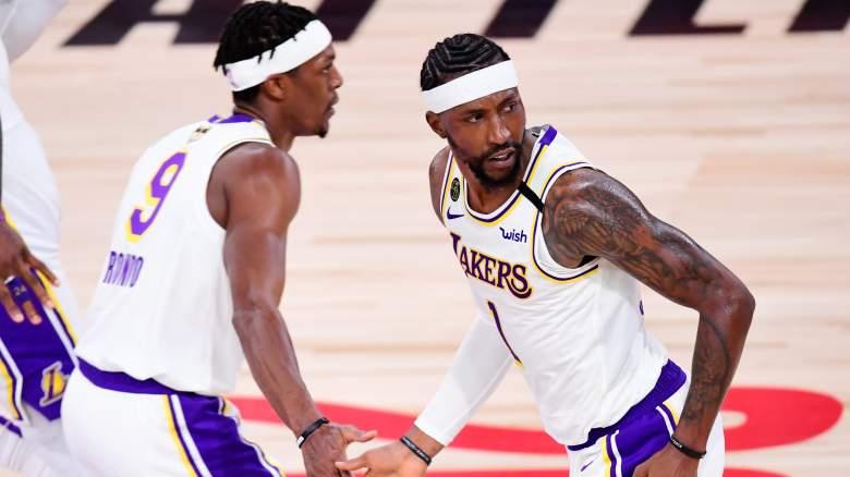Kentavious Caldwell-Pope, key Los Angeles Lakers free agent.