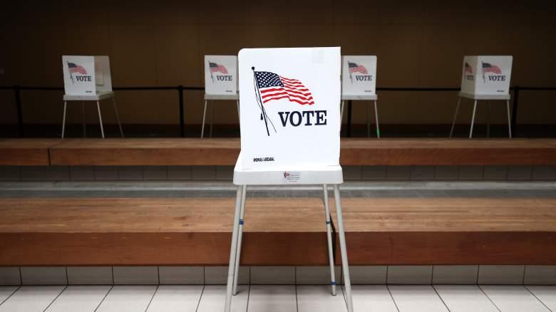 Maine Senate Voting