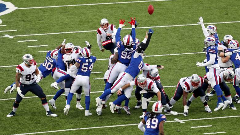 Patriots Field Goal