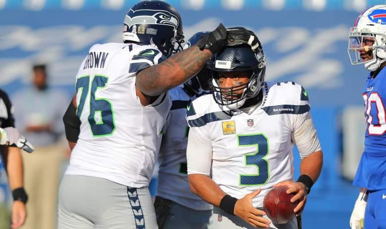 Seahawks vs Rams watch