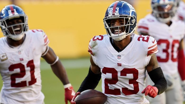 Giants S Logan Ryan leads Pro Bowl Voting
