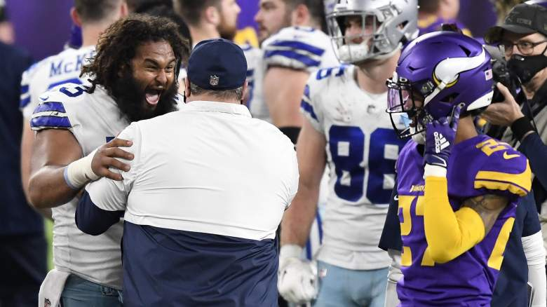 Cowboys vs. Vikings