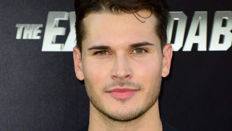 "Dancer Gleb Savchenko attends Lionsgate Films' ""The Expendables 3"" premiere"