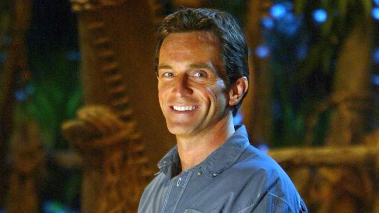 Survivor All-star Host Jeff Probst during the Survivor All-stars Finale at Madison Square Garden