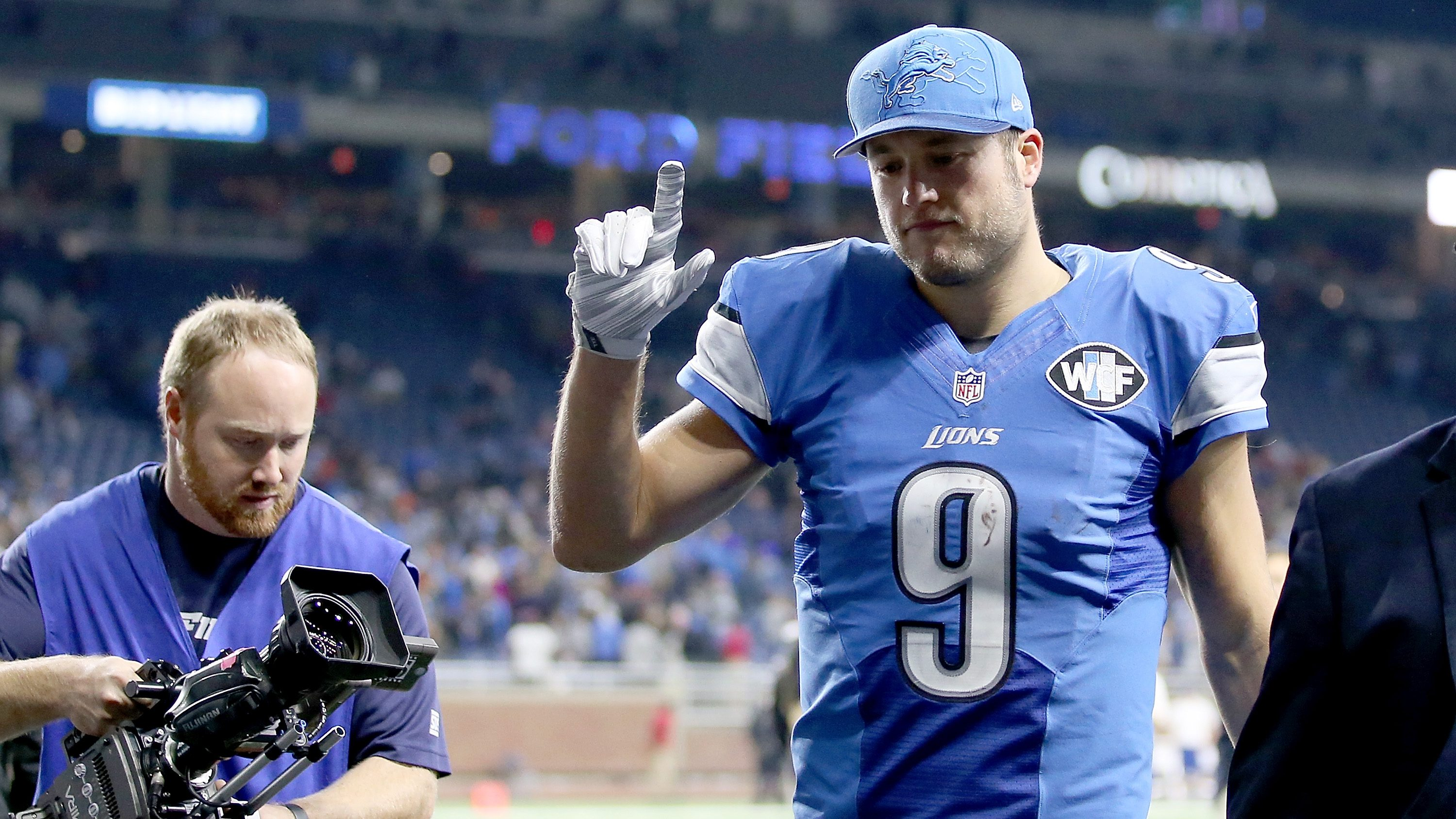 Legend Believes Lions' Matthew Stafford 'Difficult to Replace'