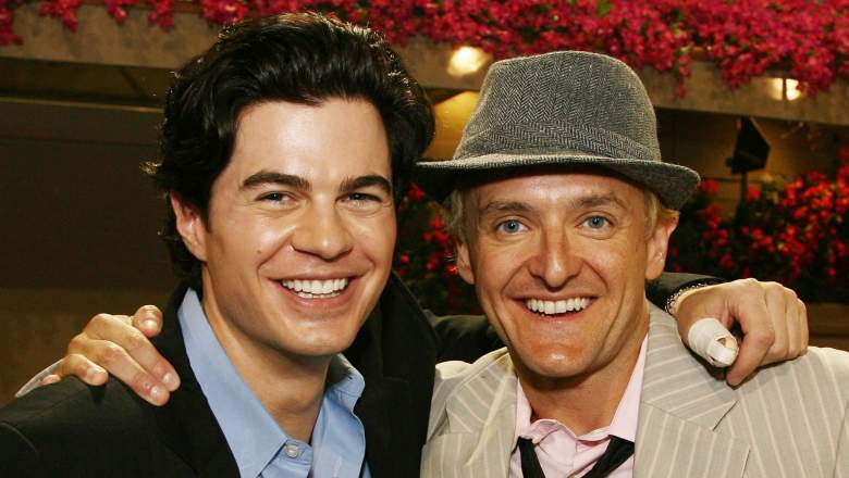 """""""Chill Town"""" Will Kirby (L) and winner Mike """"Boogie"""" Malin pose at """"Big Brother 7: All-Stars"""""""