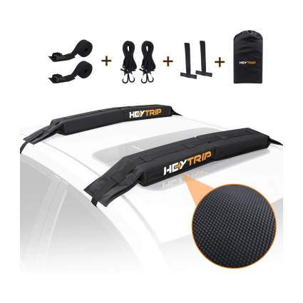 HEYTRIP Universal Soft Roof Rack Pads