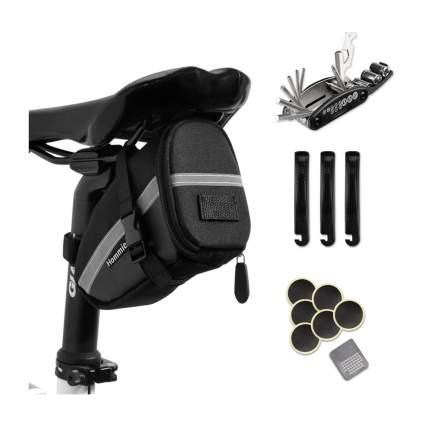 Hommie Bike Repair Saddle Bag Tool Kits