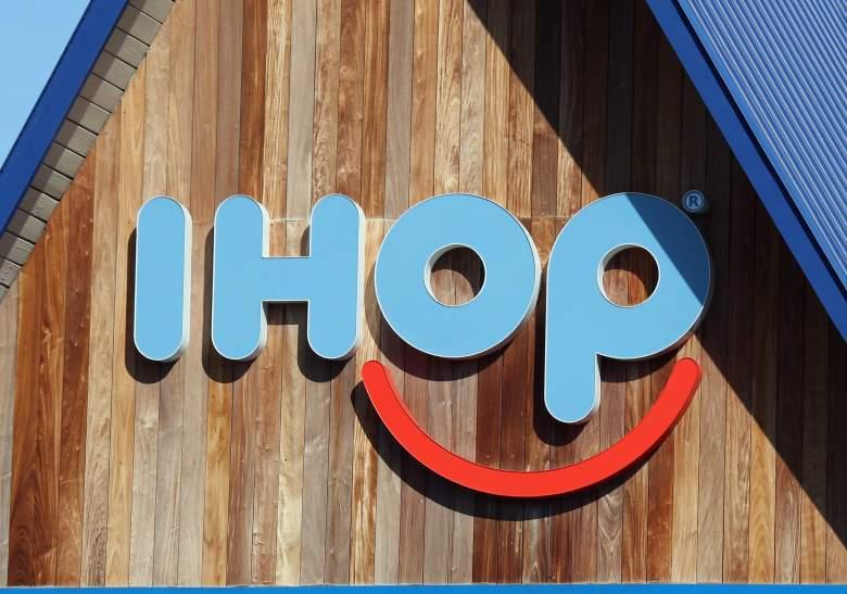IHOP Veterans Day Pancakes