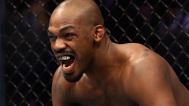 UFC Star Jone Jones