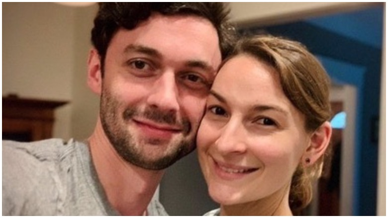 jon ossoff wife spouse