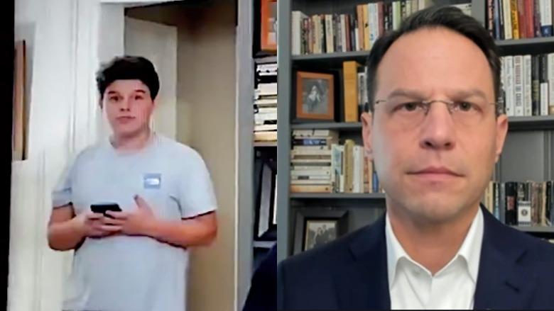 Josh Shapiro son