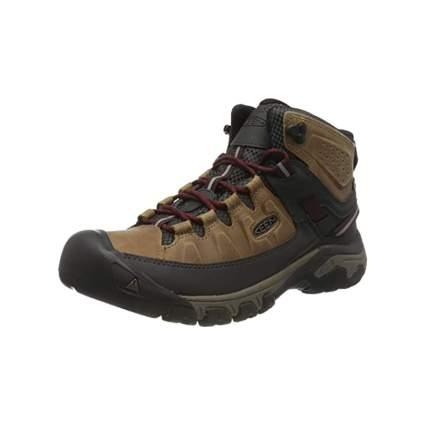 KEEN Targhee III Mid Height Waterproof Hiking Boot