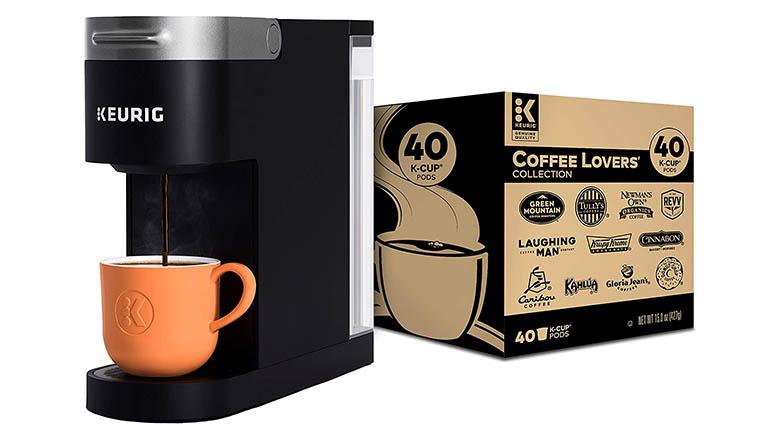Keurig Coffee Lover Deal