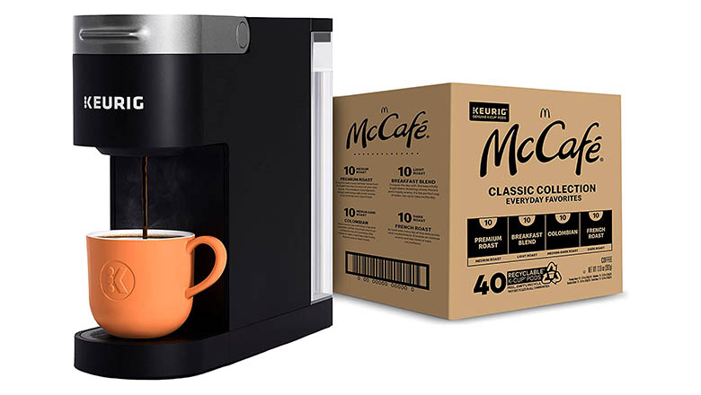 Keurig McCafe Deal