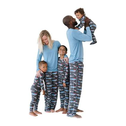Kickee Shark Pajamas