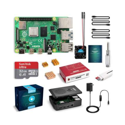 LABISTS Raspberry Pi 4 4GB Starter Kit