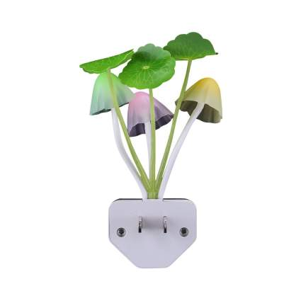 LED Mushroom Dream Bed Lamp