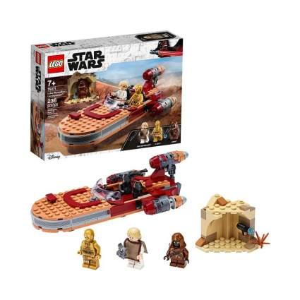 Lego Star Wars: A New Hope Luke Skywalker's Landspeeder