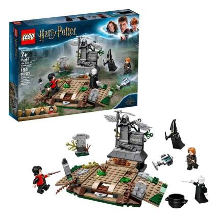 Lego Harry Potter and The Goblet of Fire The Rise of Voldemort