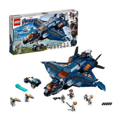Lego Marvel Avengers: Avengers Ultimate Quinjet