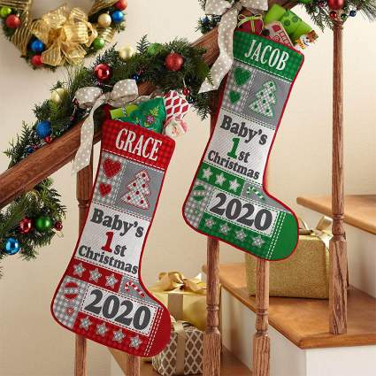 Lets Make Memories Babys First Christmas 2020