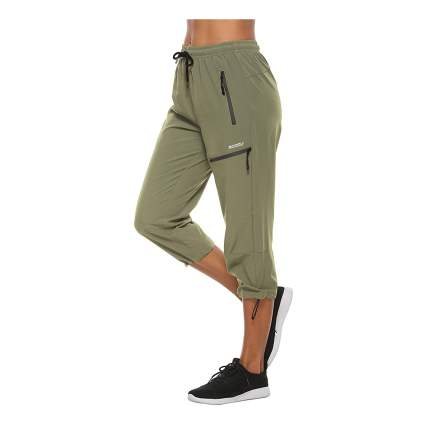 MOCOLY Women's Cargo Hiking Pants