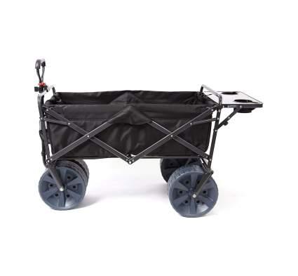 Mac Sports Heavy Duty Collapsible All Terrain Beach Cart