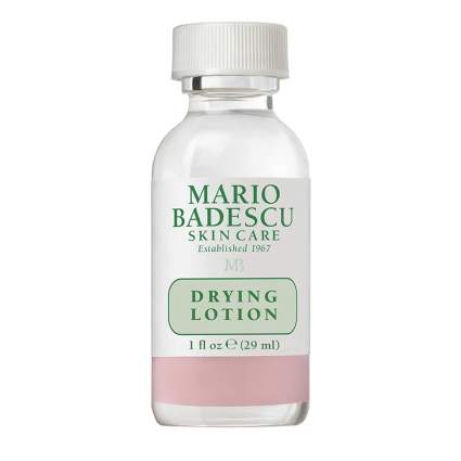 face drying lotion