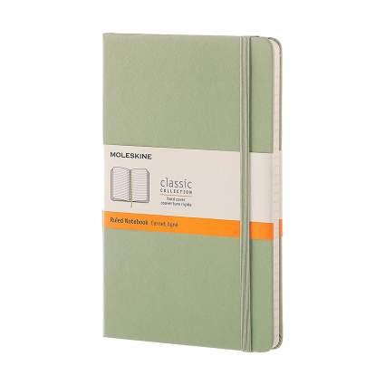 Moleskine Classic Hard Cover Notebook