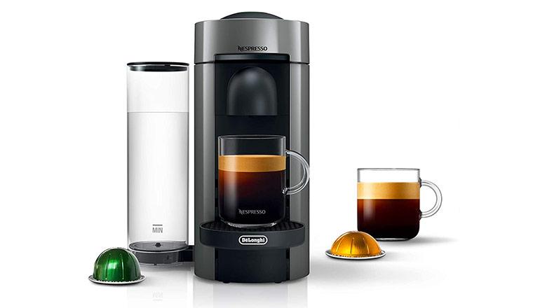 Vertuo Plus Nespresso machine