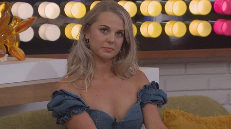 Nicole Franzel on Big Brother 22