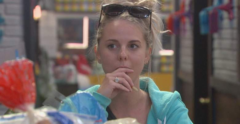 Nicole Franzel may be feuding with some Big Brother alums.