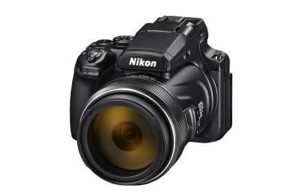 Nikon COOLPIX P1000 point & shoot camera