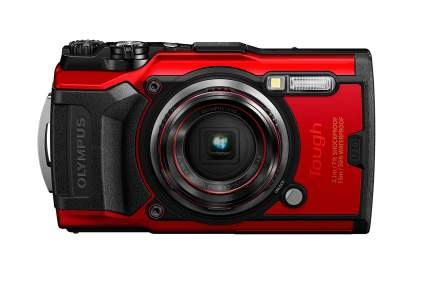 Olympus Tough TG-6 Waterproof point and shoot camera