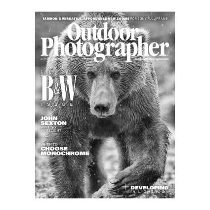 Outdoor Photographer Print Magazine Subscription