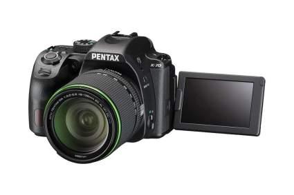 Pentax K70 DSLR camera