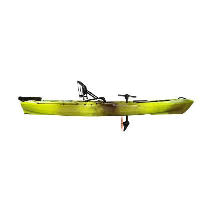 Perception Pescador Pilot 12 Sit on Top Kayak with Pedal Drive