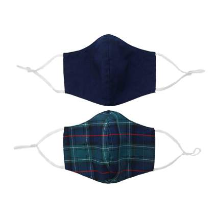 Plaid Face Masks