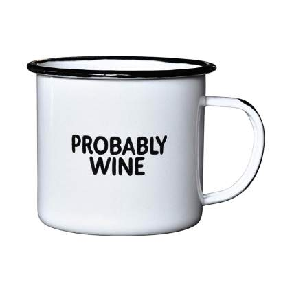 Probably Wine Mug
