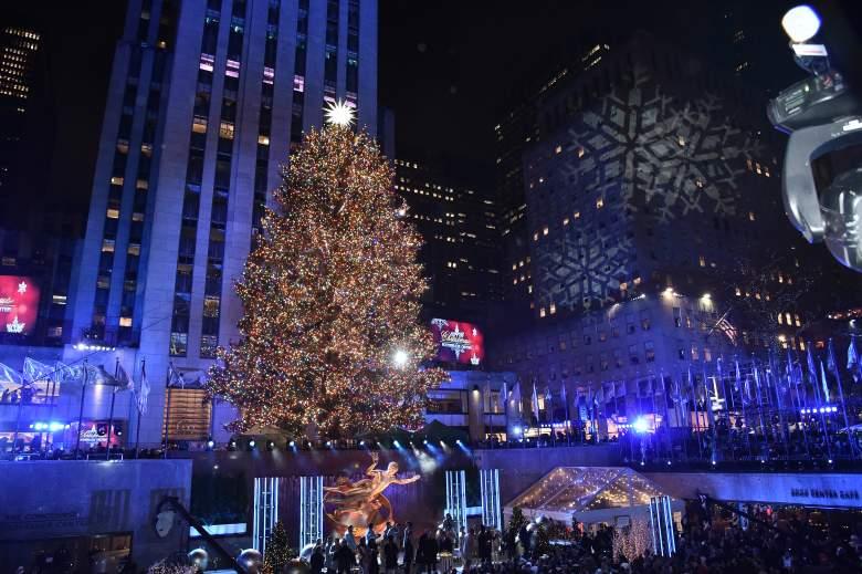 Rockefeller Center Tree Lighting 2020 Performers Lineup