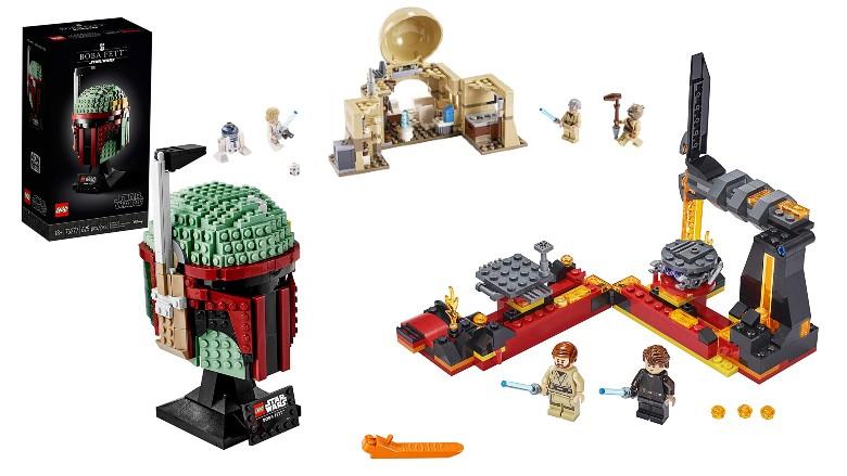 Lego Star Wars CM