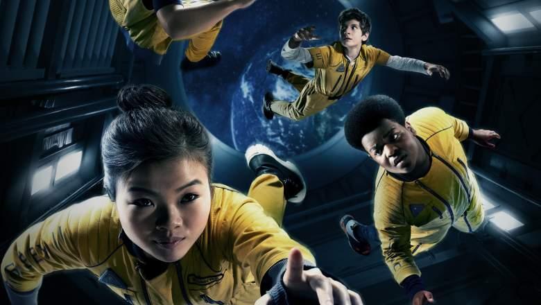 The Astronauts on Nickelodeon