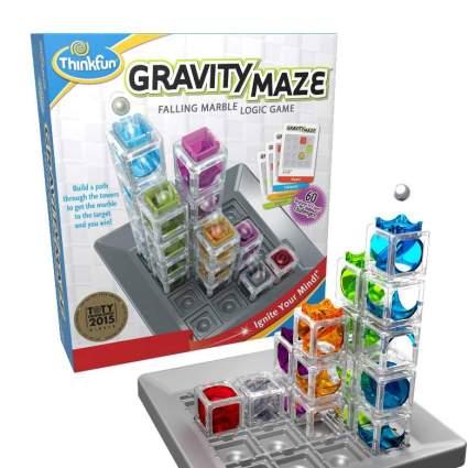 ThinkFun Gravity Maze Marble Run
