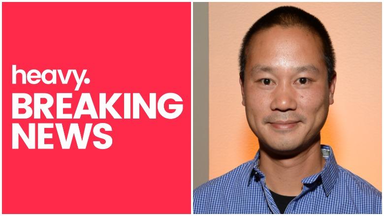 Tony Hsieh dead