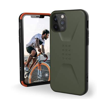 UAG Civilian Protective Cover for iPhone