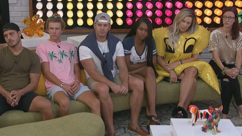 Big Brother all-stars cast